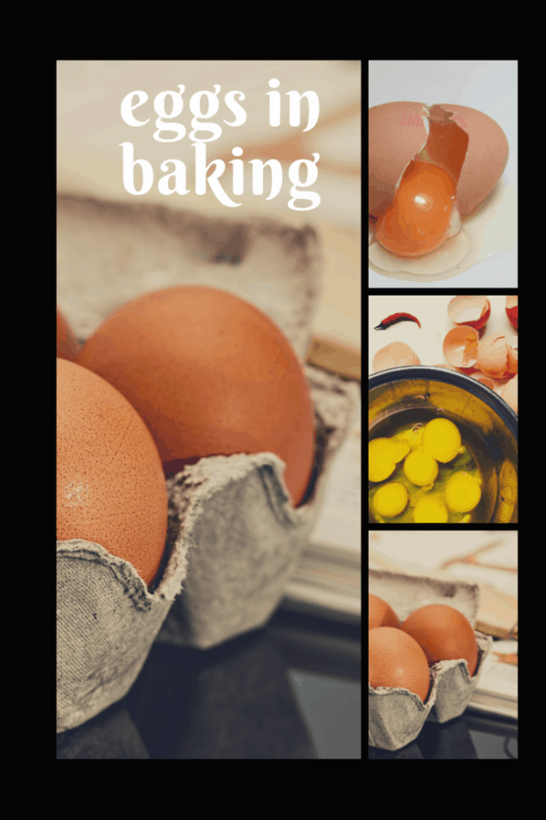 eggs in baking