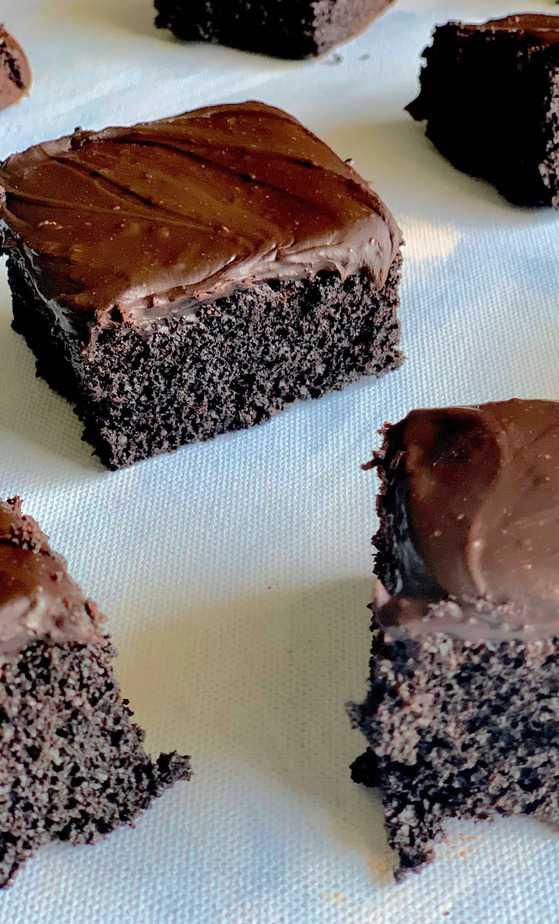 Moist Chocolate Cake Recipe Bakewithsweetspot