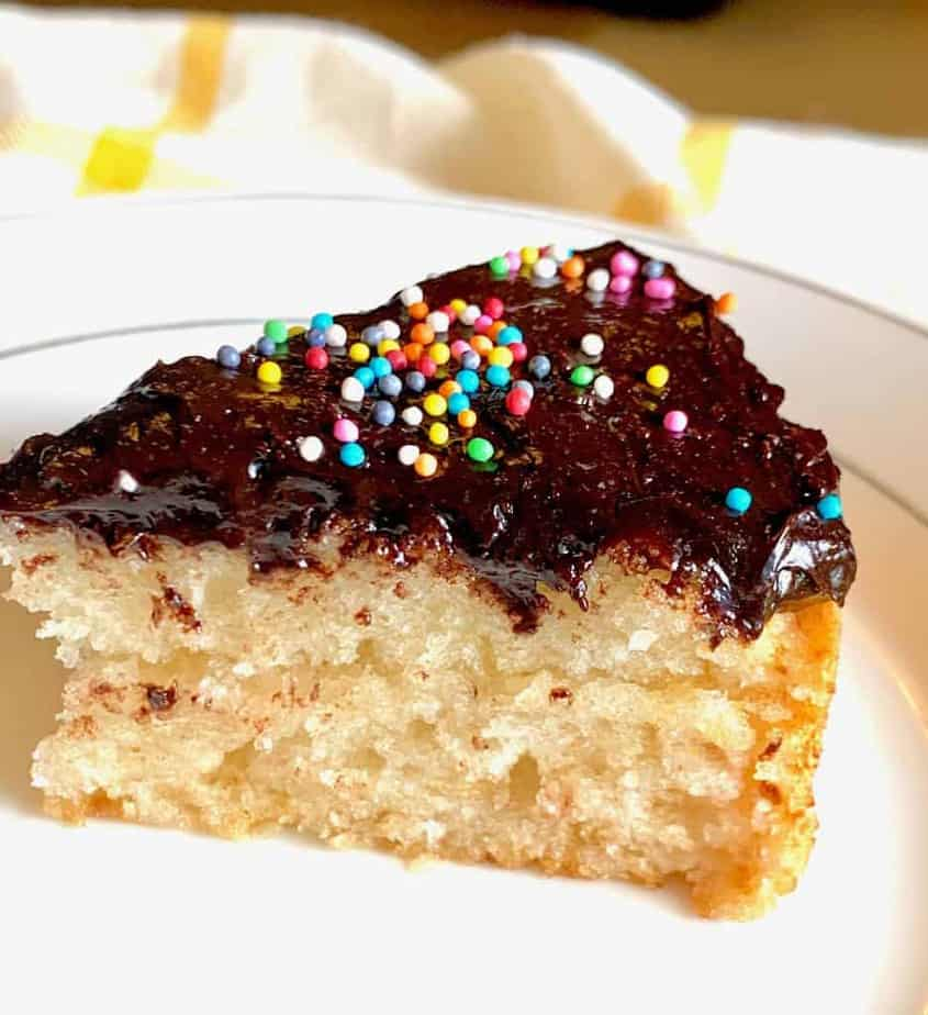 egglessvanilla cake